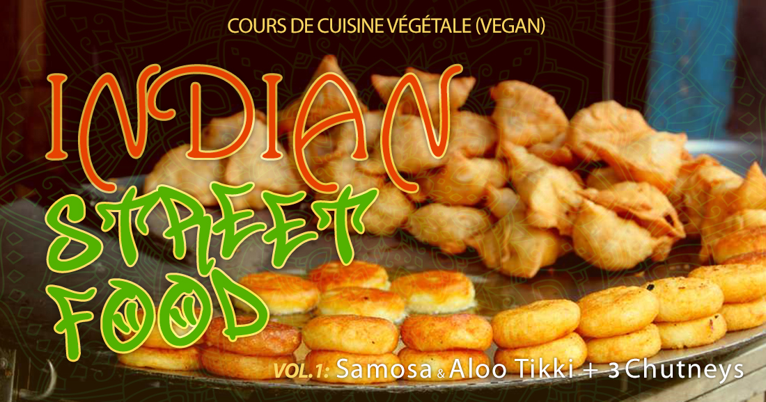Indian Street Food vol1